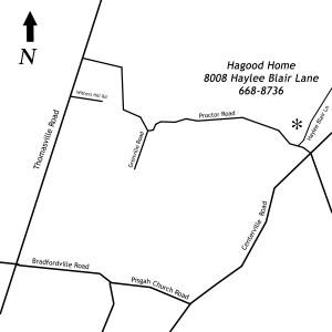 Hagood map
