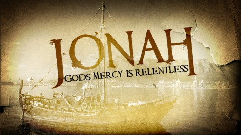 Jonah: God\'s Mercy is Relentless (MS Wildlife)