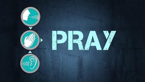 Pray (HS Koinonia)