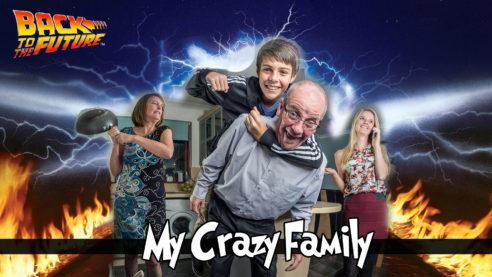 My Crazy Family  Image