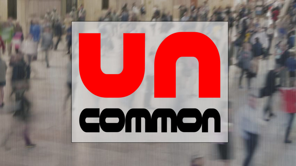 1 Uncommon Community